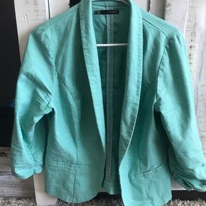 Maurices blazer size large